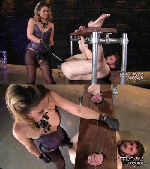 Kylie Kalvetti - Black Cock Whore [FullHD 1080p] (FemdomEmpire)