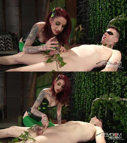 Sheena Rose - Poison Ivy: Toxic Seductress [FullHD 1080p] (FemdomEmpire)