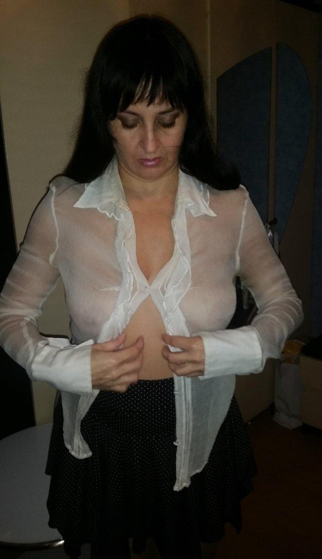 wife gives handjob to husband