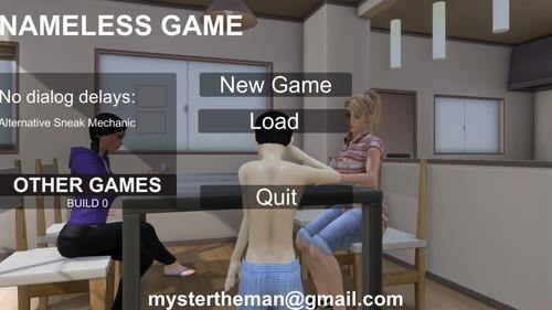 Nameless Incest Game (MysterfulGames)