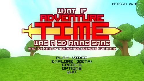 Game%202016 10 30%2021 56 27 06 m - What if - Adventure Time- was a 3D Anime Game [InProgress, Patreon Beta 7]