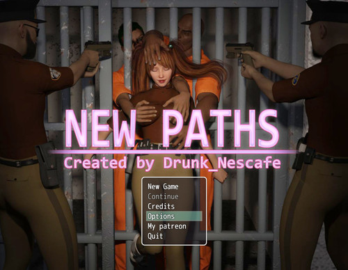 New Path - DrunkNescafe (Version 0.09B) - 6, March 2017