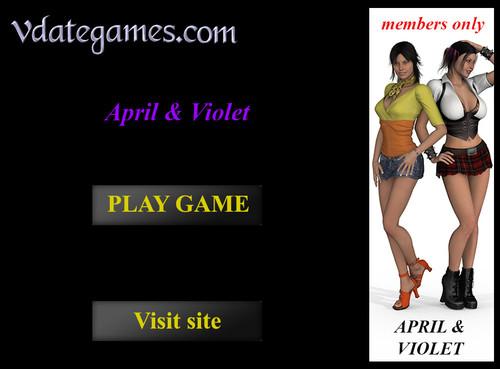 2016 10 29 194344 m - April and Violet - Part 1 [Vdategames]