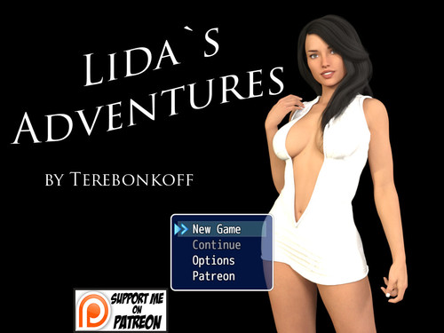Lida`s Adventures - Version 0.17 (Terebonkoff)