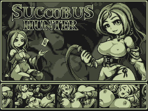 4c0f41638548a7d76db2908f0a8ba9cf m - Succubus Hunter (Libra Heart) [2016]