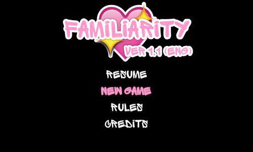 Familiarity [1.1] (KosmosGames)  [2016]