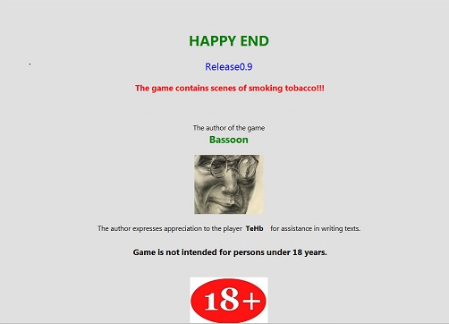 Happy End [Version 0.9] (Fagot)