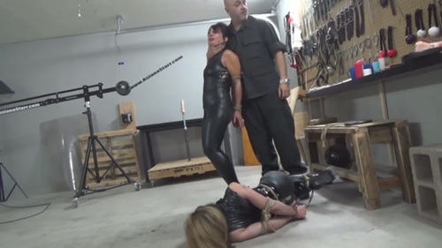 Asiana starr gets double teamed full version 10