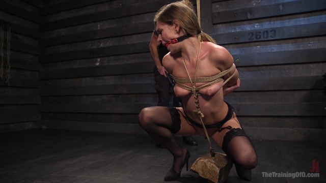 Bdsm extreme slave training video