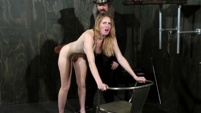 Miss extreme bondage