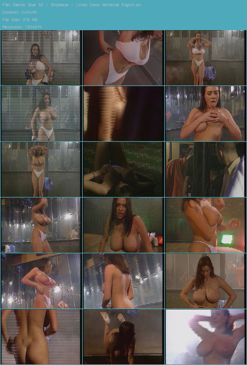 Linsey dawn mckenzie workout