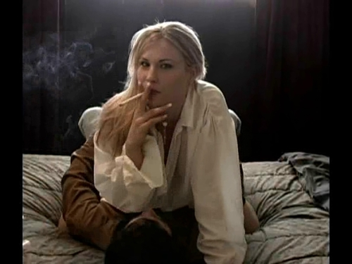 Video, lovely smoking erotica video scene