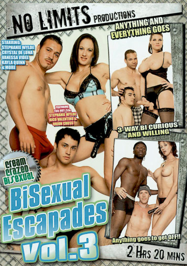 Bi Sexual Escapades 3 (2008)