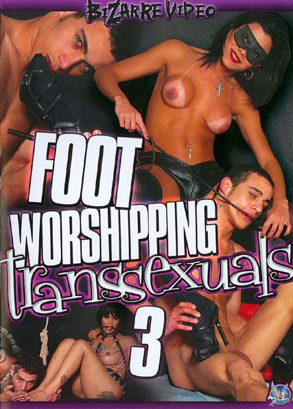 Foot Worshipping Transsexuals 3 (2006)