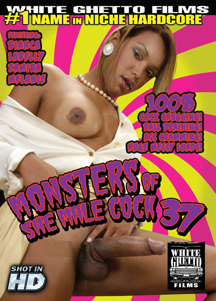 Monsters of She Male Cock 37 (2015)