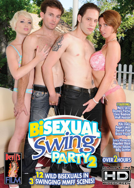 Bisexual Swing Party 2 (2011)