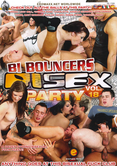 Bi Sex Party 18 - Bi Bouncers (2012)