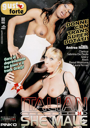 Italian She Male 34 (2009)