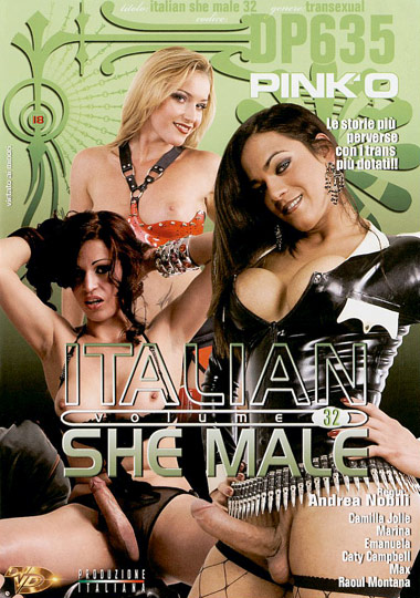 Italian She Male 32 (2008)