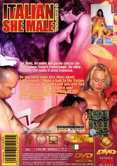 Italian She Male 3 (2005)