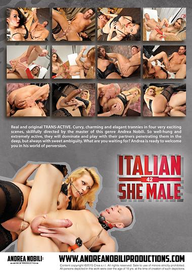 Italian Shemale 42 (2016)