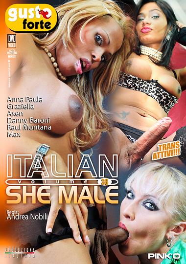Italian She Male 36 (2016)