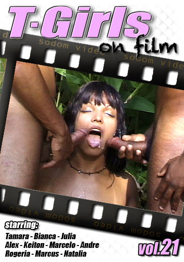 T-Girls On Film 21 (2010)