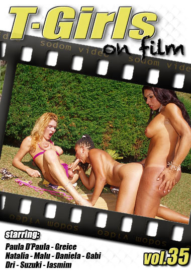 T-Girls On Film 35 (2010)