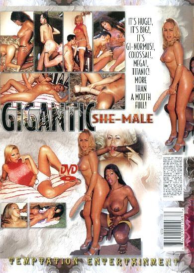 Gigantic She-Male (2007)