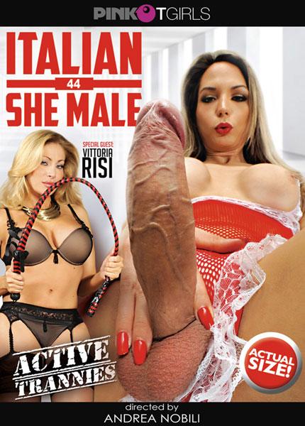 Italian Shemale 44 (2016)