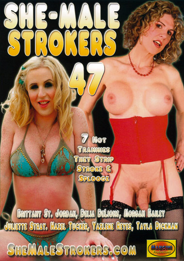 She-Male Strokers 47 (2011)