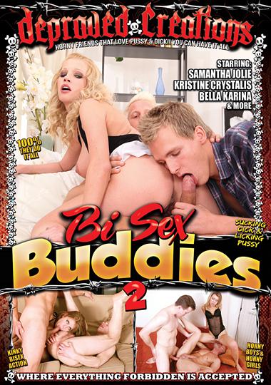 Bi Sex Buddies 2 (2015)