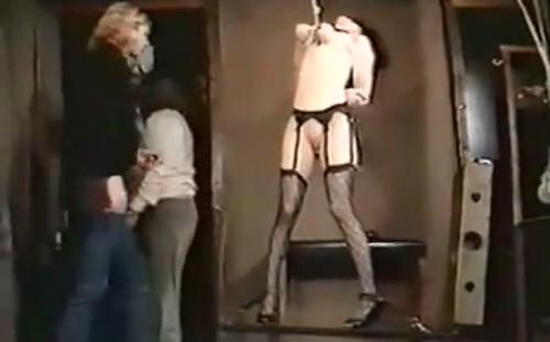 Partial suspension hitachi torture 10