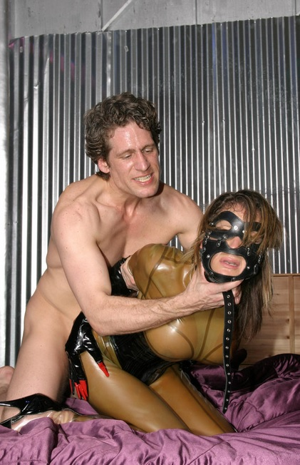 In this explicit BDSM sex video