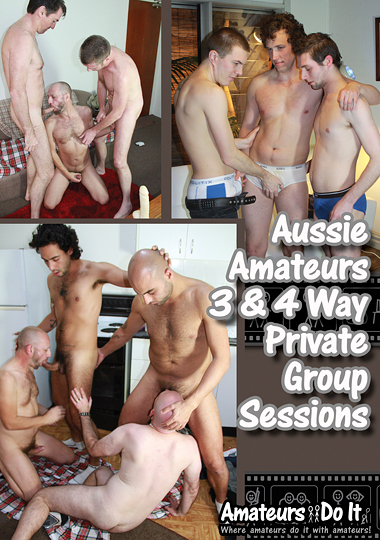 Aussie Amateurs 3 And 4 Way Private Group Sessions (2014)