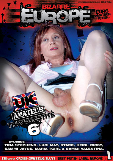 UK Amateur Transvestite 6 (2010)