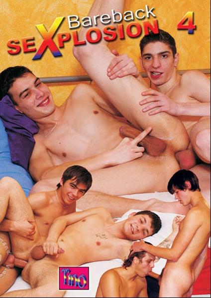 Bareback Sexplosion 4 Cover
