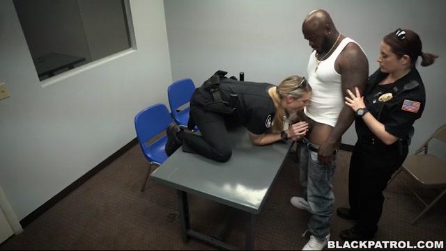 It takes three #1 Milf Cops