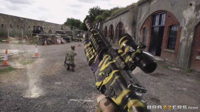 Cock Of Duty A Xxx Parody
