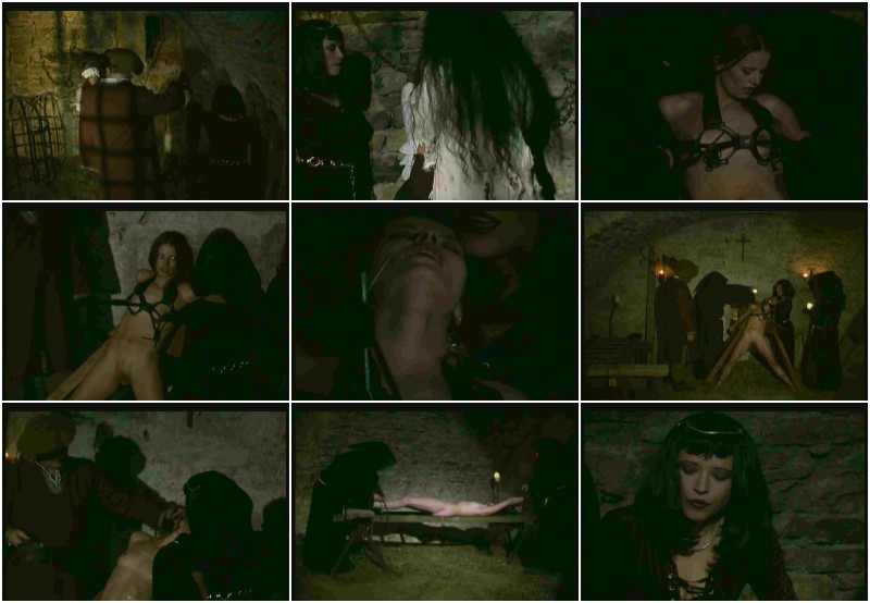 Bdsm hexen Hexe folter