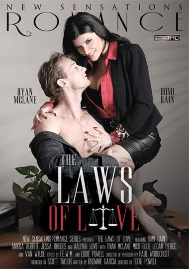 The Laws Of Love (Eddie Powell, New Sensations Romance) [Feature, Romance, DVDRip]