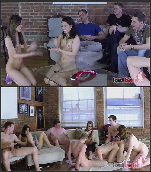 Lost Bets Games E400 Strip Team Noname With Jasmine Angela Sassy And Keenly Ft Dragon Cj Eric And Da...