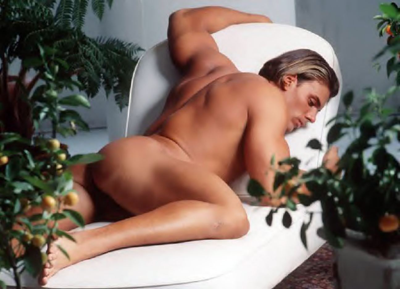 Bodybuilding model porn
